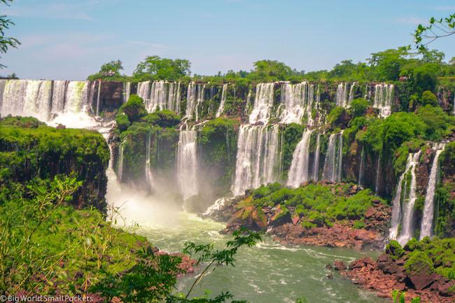 Argentina, Iguazu Falls, National Park
