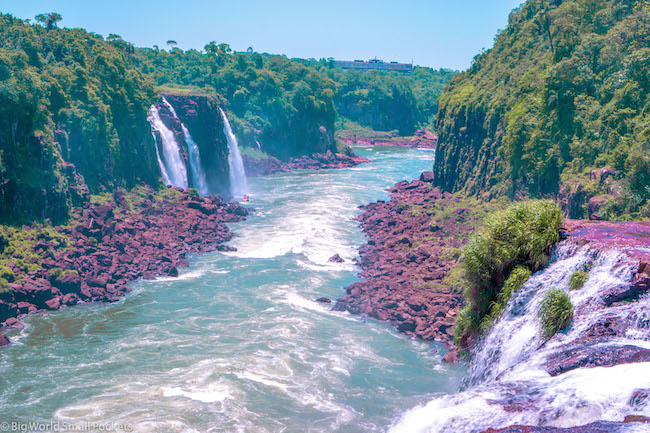 Argentina, Iguazu, Falls, Viewpoint
