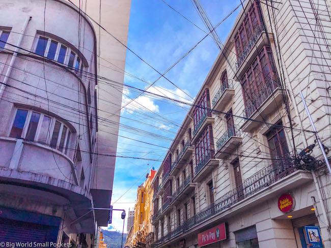 Bolivia, City, Buildings
