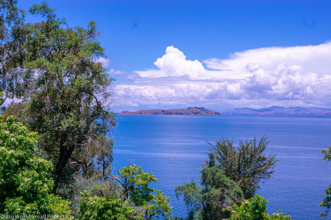 Bolivia, Lake Titicaca, Islands