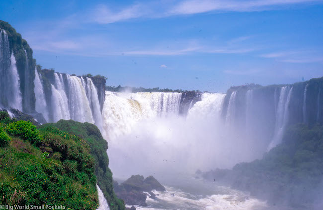Brazil, Iguazu, Falls
