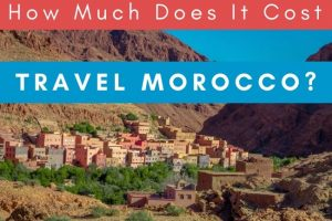 How Much Does it Cost to Travel Morocco?
