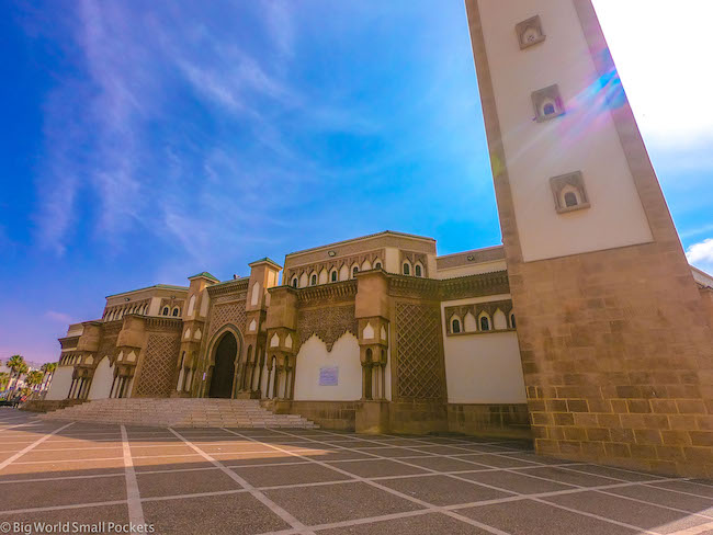 Morocco, Agadir, Mosque