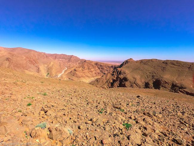 Morocco, Desert, Mountains