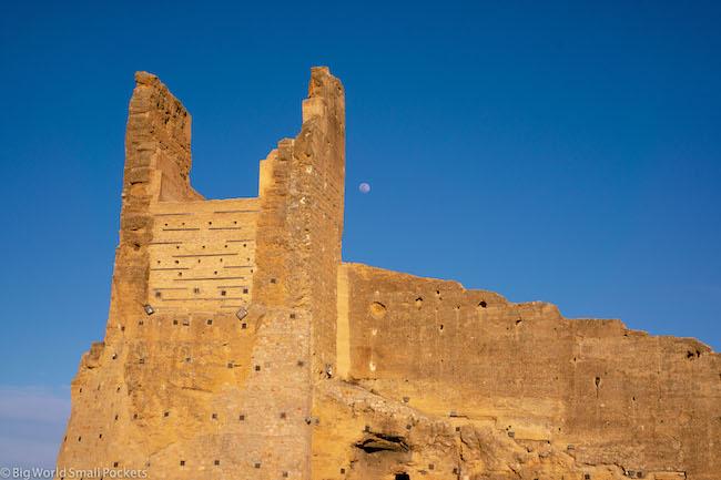 Morocco, Fez, Merenid Tombs