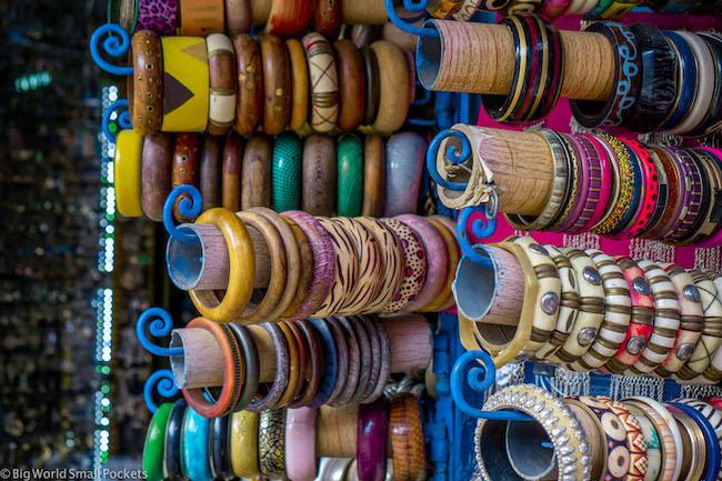 Morocco, Souk, Bracelets