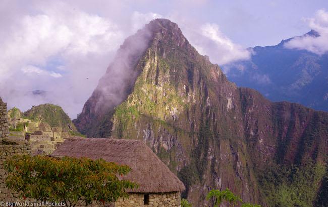 Peru, Machu Picchu, Huayna Picchu