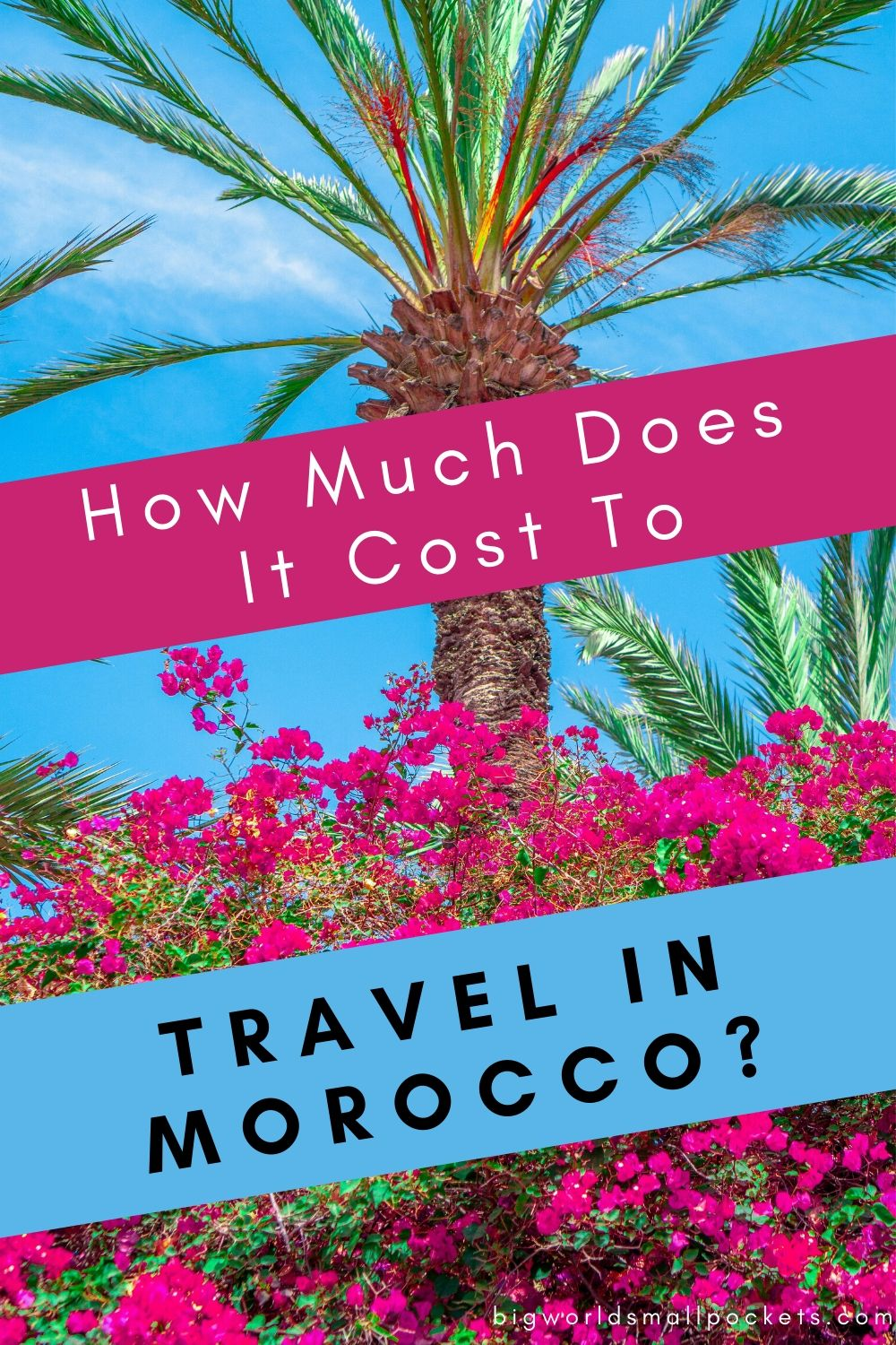 What Are the Costs of Travelling in Morocco?