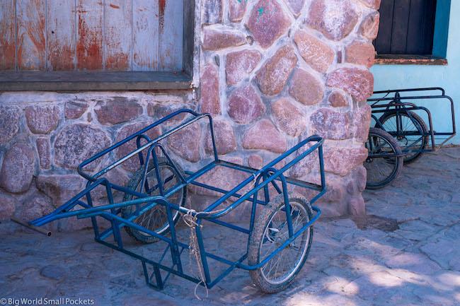 Argentina, Humahuaca, Cart