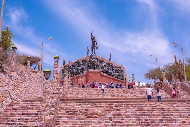 Argentina, Humahuaca, Centre