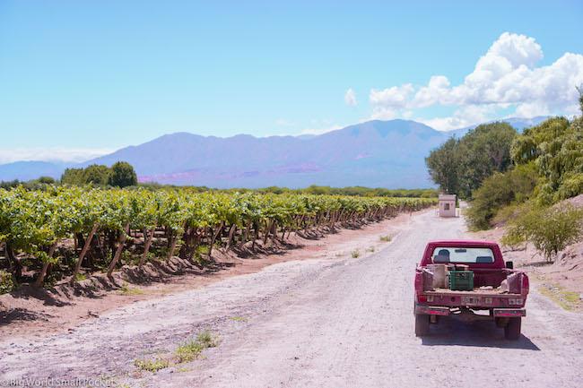 Argentina, Salta, Car