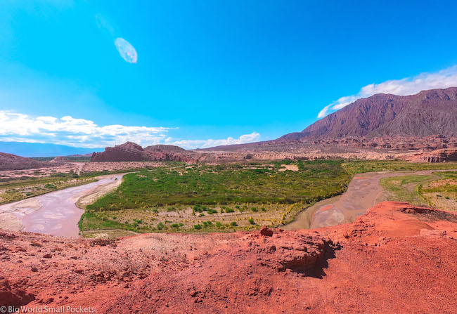 Argentina, Salta, Quebrada