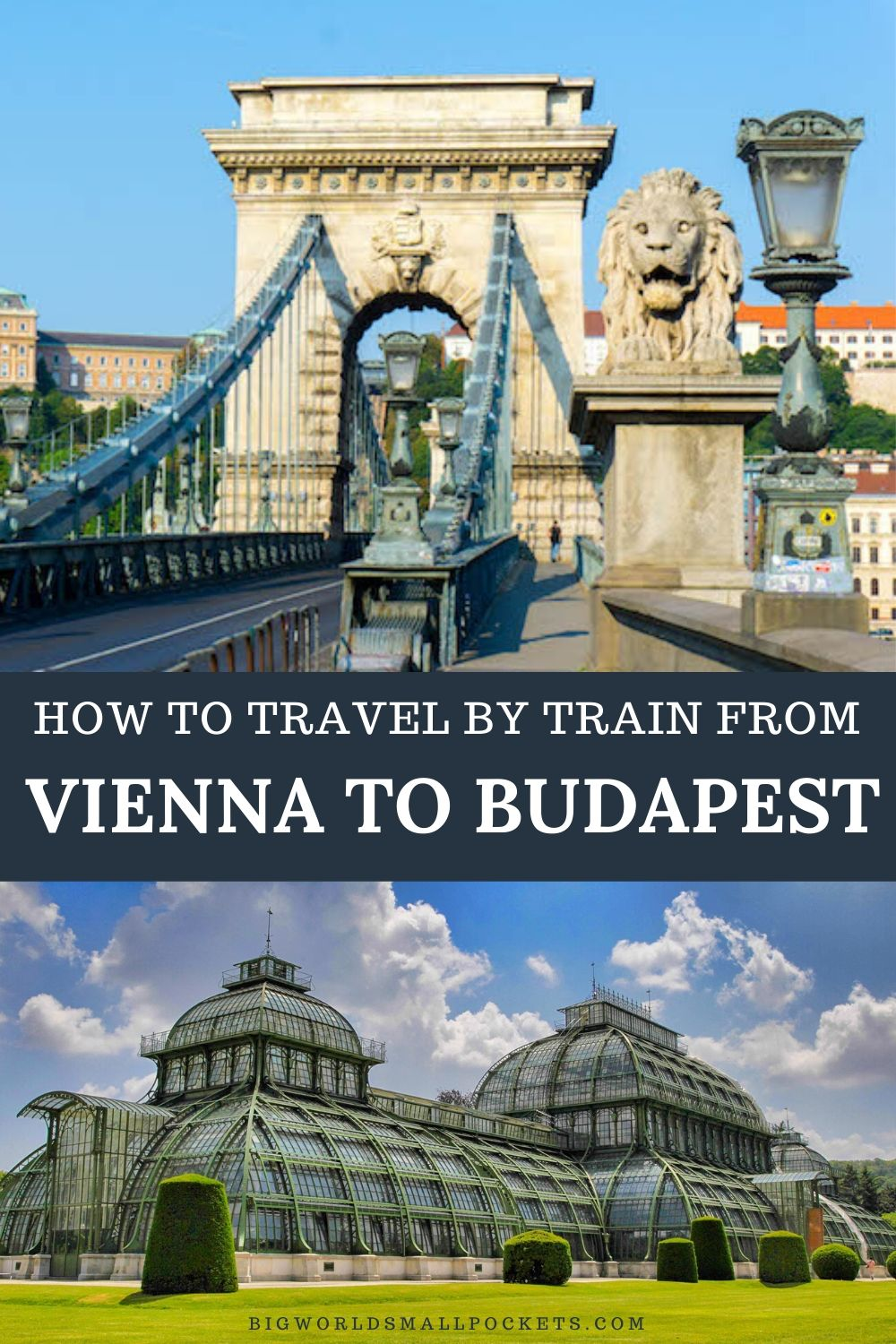 Everything You Need to Know About Catching the Train from Vienna to Budapest