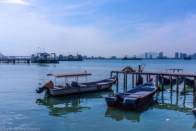 Malayisa, Islands, Boats