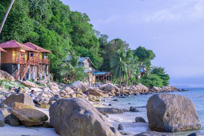 Malaysia, Islands, Accommodation