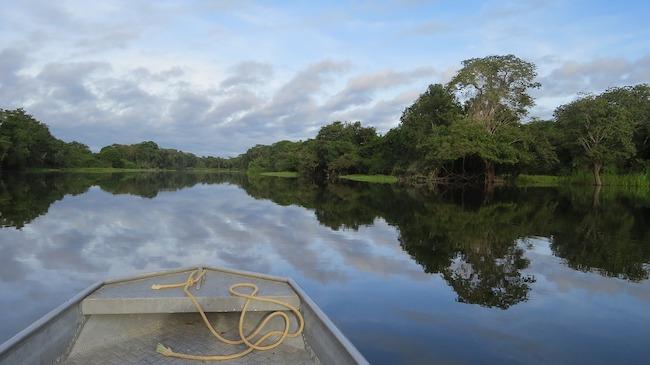 Peru, Amazon, River