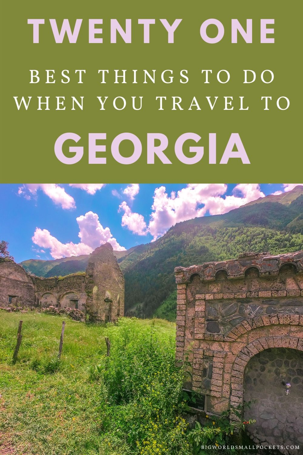Top 21 Things To Do in Georgia