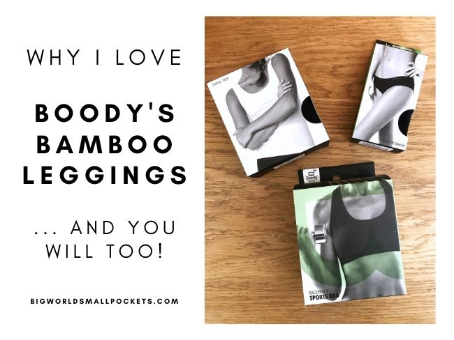 Why I Love Boody's Bamboo Leggings