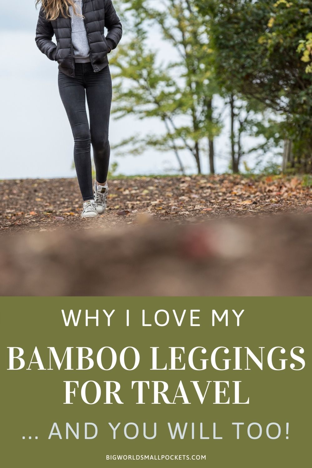 Why I Love My Bamboo Leggings... And You Will Too!