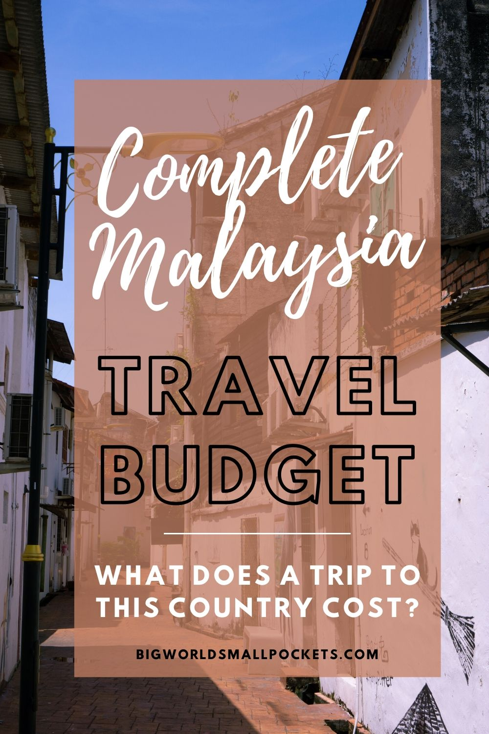 Your Complete Malaysia Travel Budget Breakdown