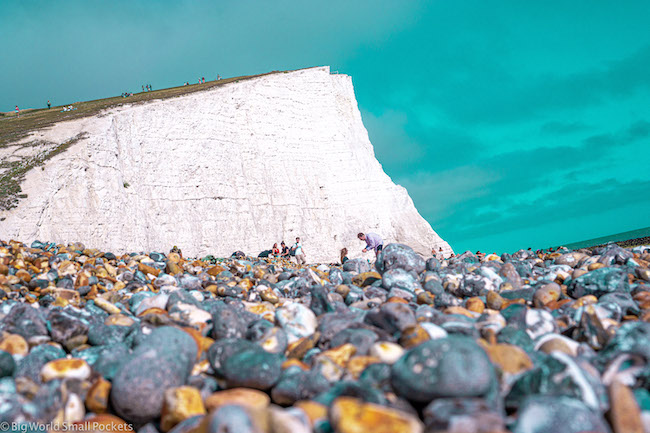 England, Seven Sisters, Cliff