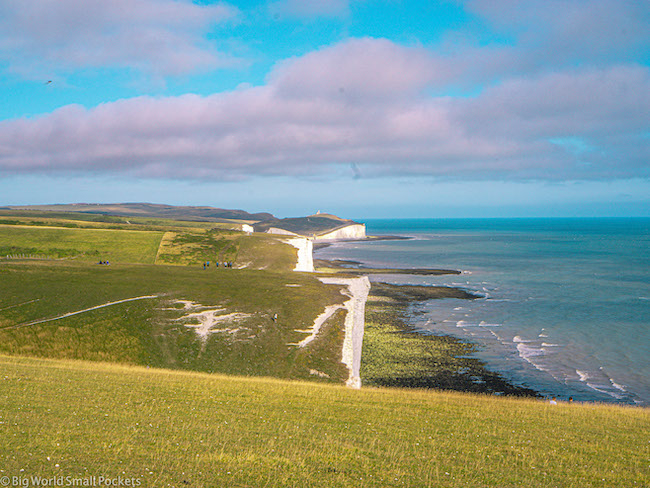 England, Sussex, Seven Sisters