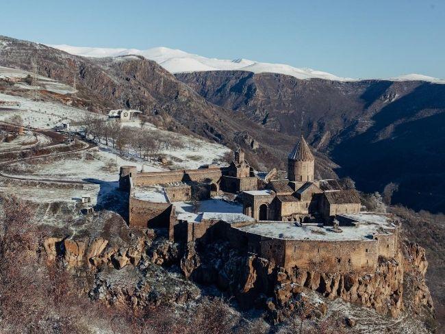 Armenia, Tatev, Monastery