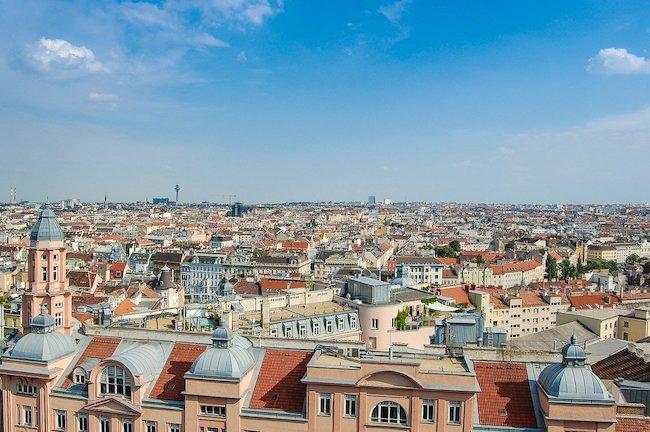 Austria, Vienna, Panorama