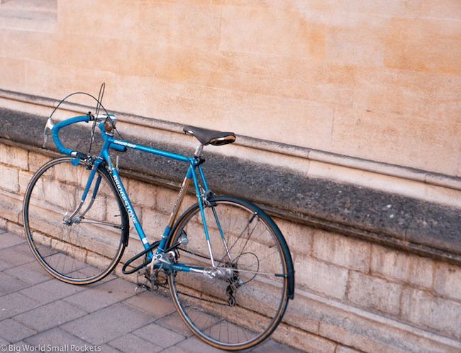 England, Oxford, Bike