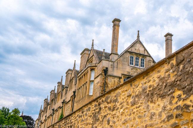 England, Oxford, Building