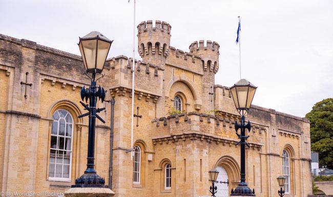 England, Oxford, Castle