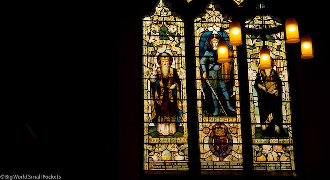England, Oxford, Church