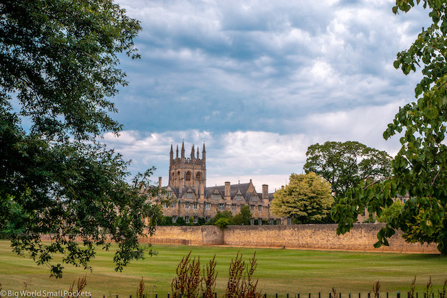 England, Oxford, College