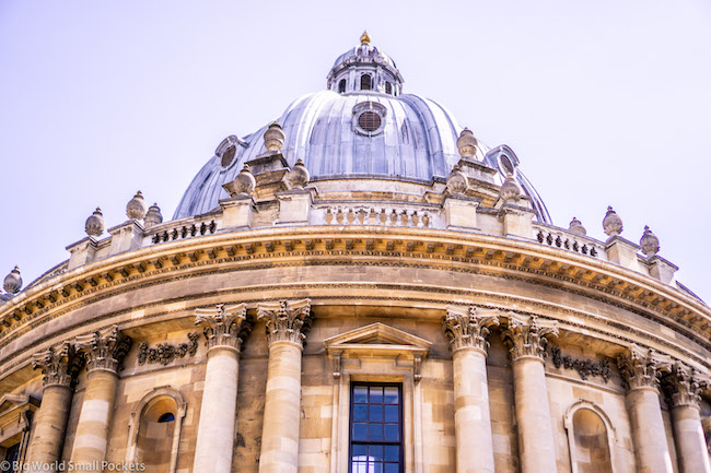 England, Oxford, Radcliffe Camera