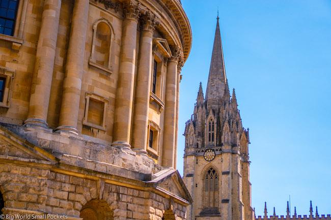 England, Oxford, Views