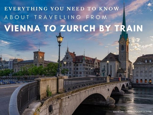 Everything You Need to Know About the Vienna to Zurich Train