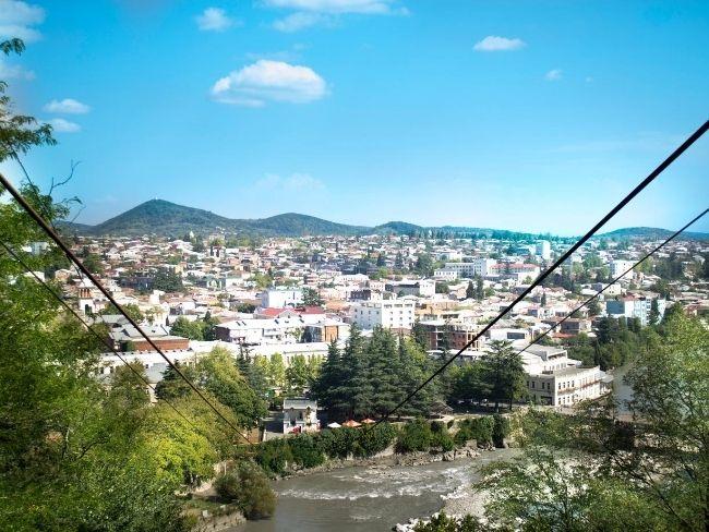 Georgia, Kutaisi, City