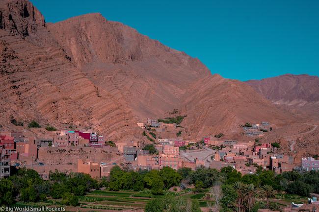 Morocco, Mountain, Desert