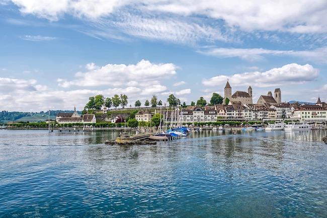 Switzerland, Zurich, Rapperswil