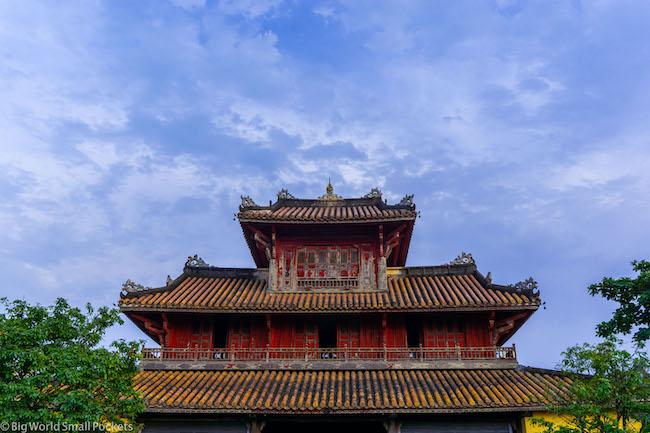Vietnam, Hue, Temple