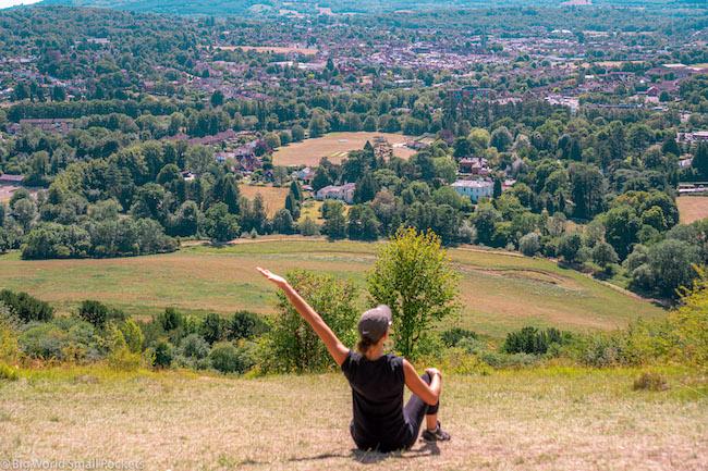 England, Box Hill, Me