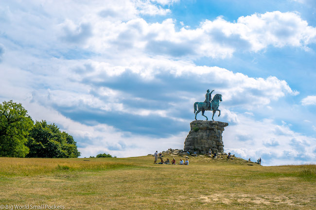 England, Windsor, Copper Horse