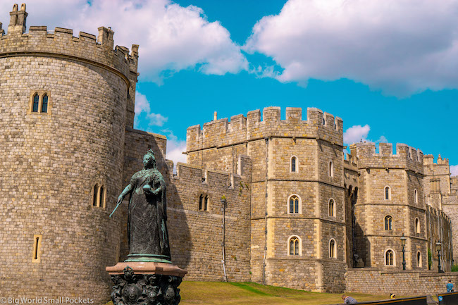 England, Windsor, Queen Victoria