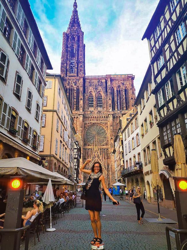 Dating femei Strasbourg
