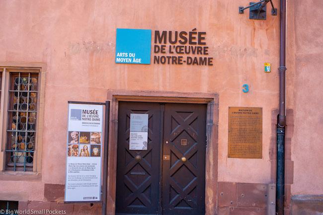 France, Strasbourg, Museum