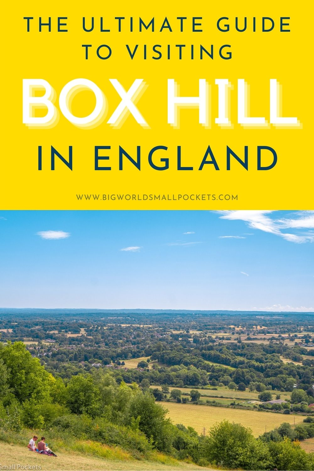 The Ultimate Guide to Visiting Box Hill, Surrey