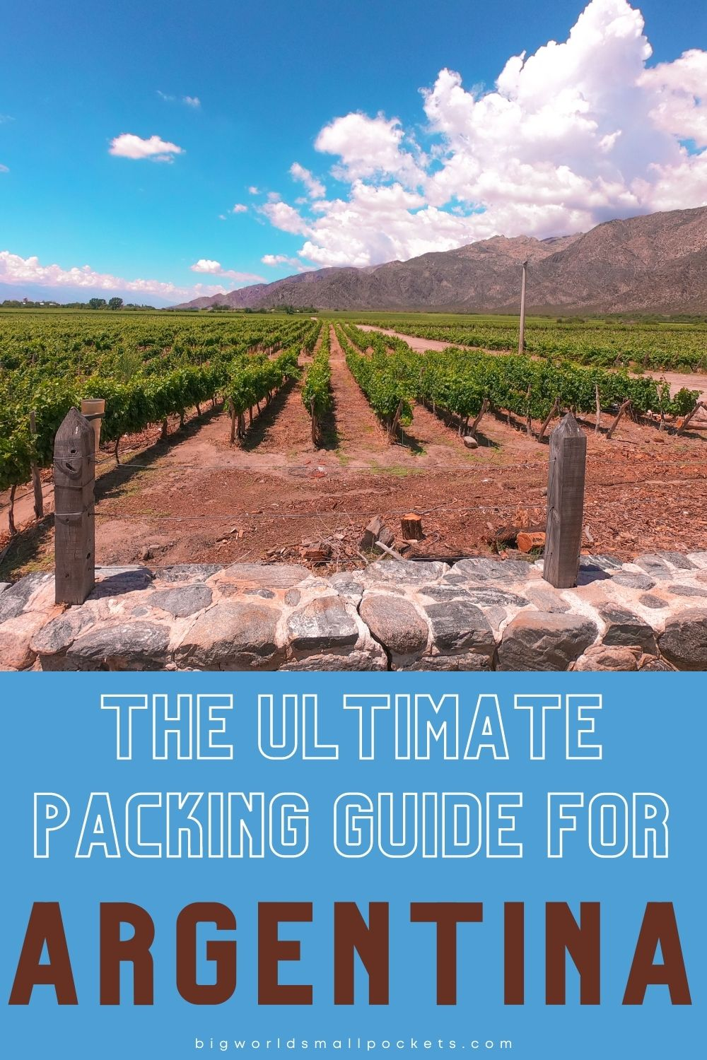 The Ultimate Packing Guide for Argentina