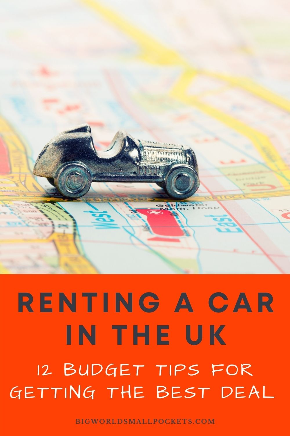 12 Top Tips for Renting a Car in the UK