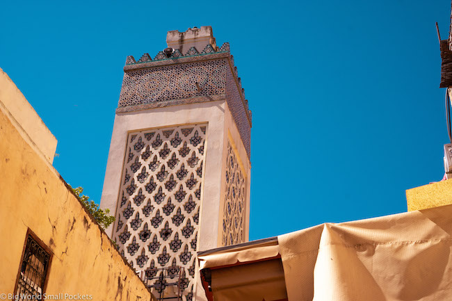 Morocco, Fez, Buldings