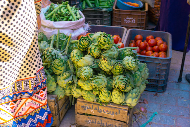 Morocco, Fez, Market